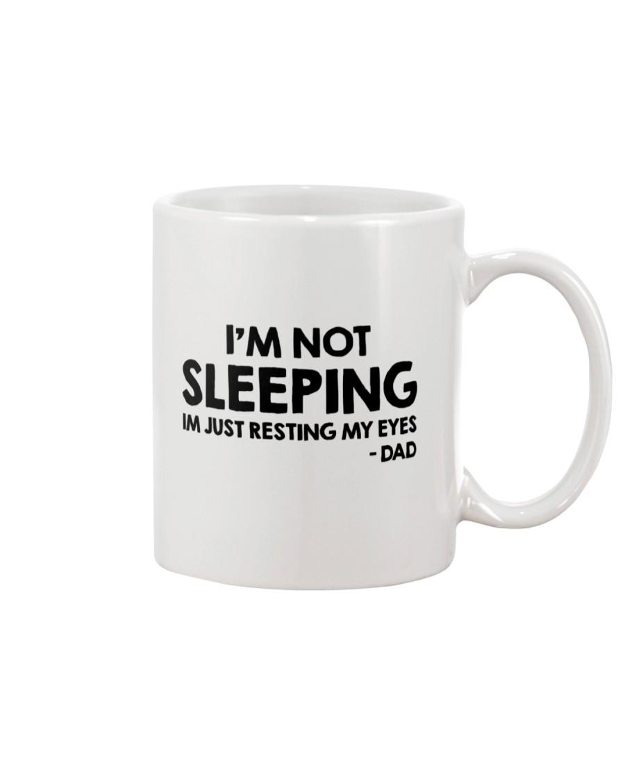 I'm Not Sleeping Mug