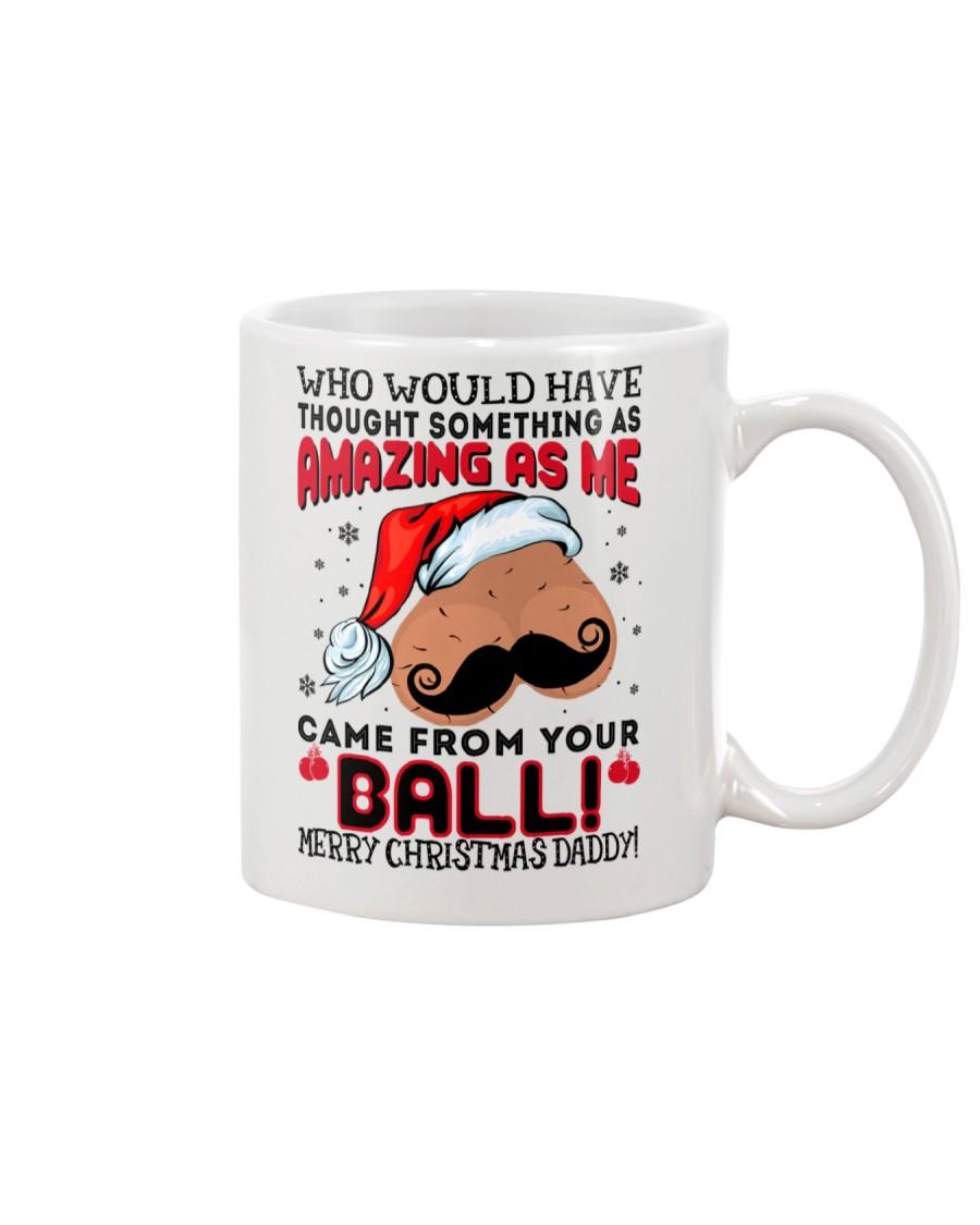 Daddy As Amazing Me Mug
