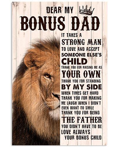 Thanks Bonus Dad