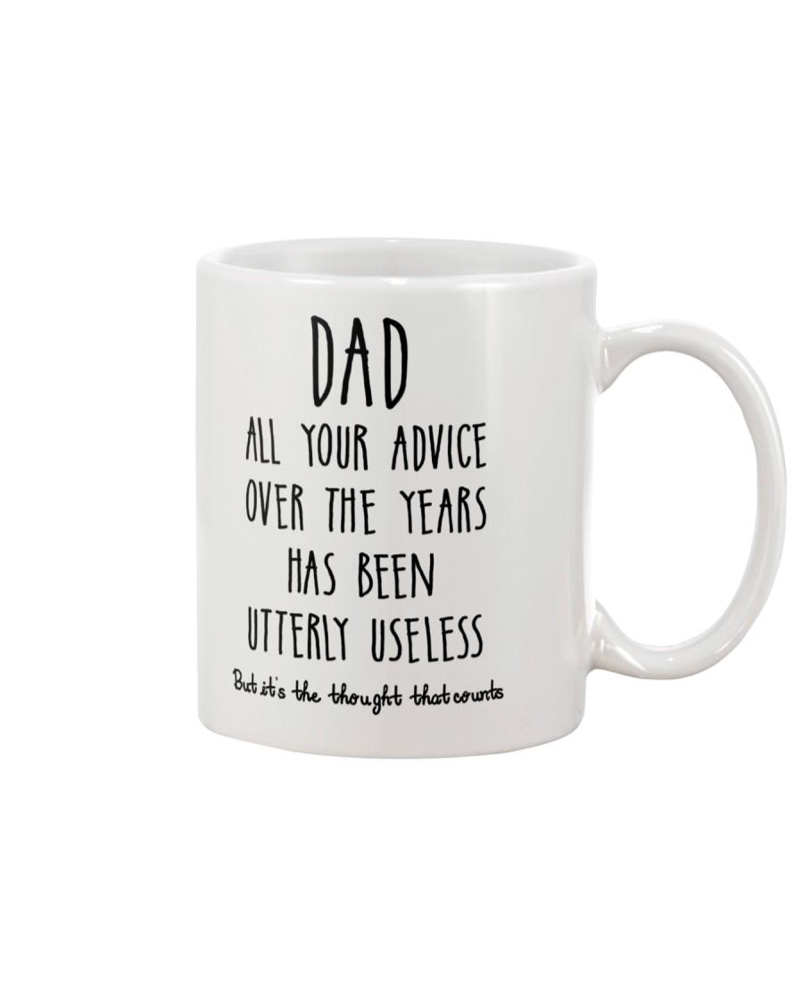 Your Advice Over The Years Mug