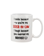 Sister-in-law Mug front
