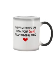 Disappointing Child Color Changing Mug thumbnail