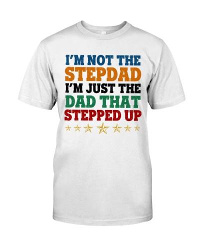 I'm Not The Stepdad