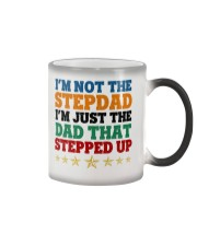 I'm Not The Stepdad Color Changing Mug thumbnail