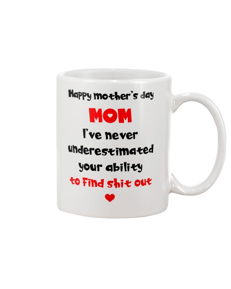 Never Underestimated Your Ability Mug