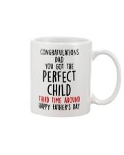 Perfect Child Third time Mug front