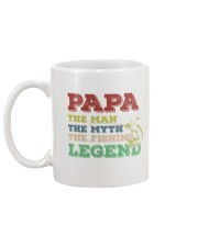 Papa The Fishing Legend Mug back