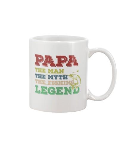 Papa The Fishing Legend