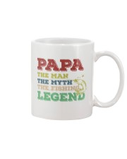 Papa The Fishing Legend Mug front