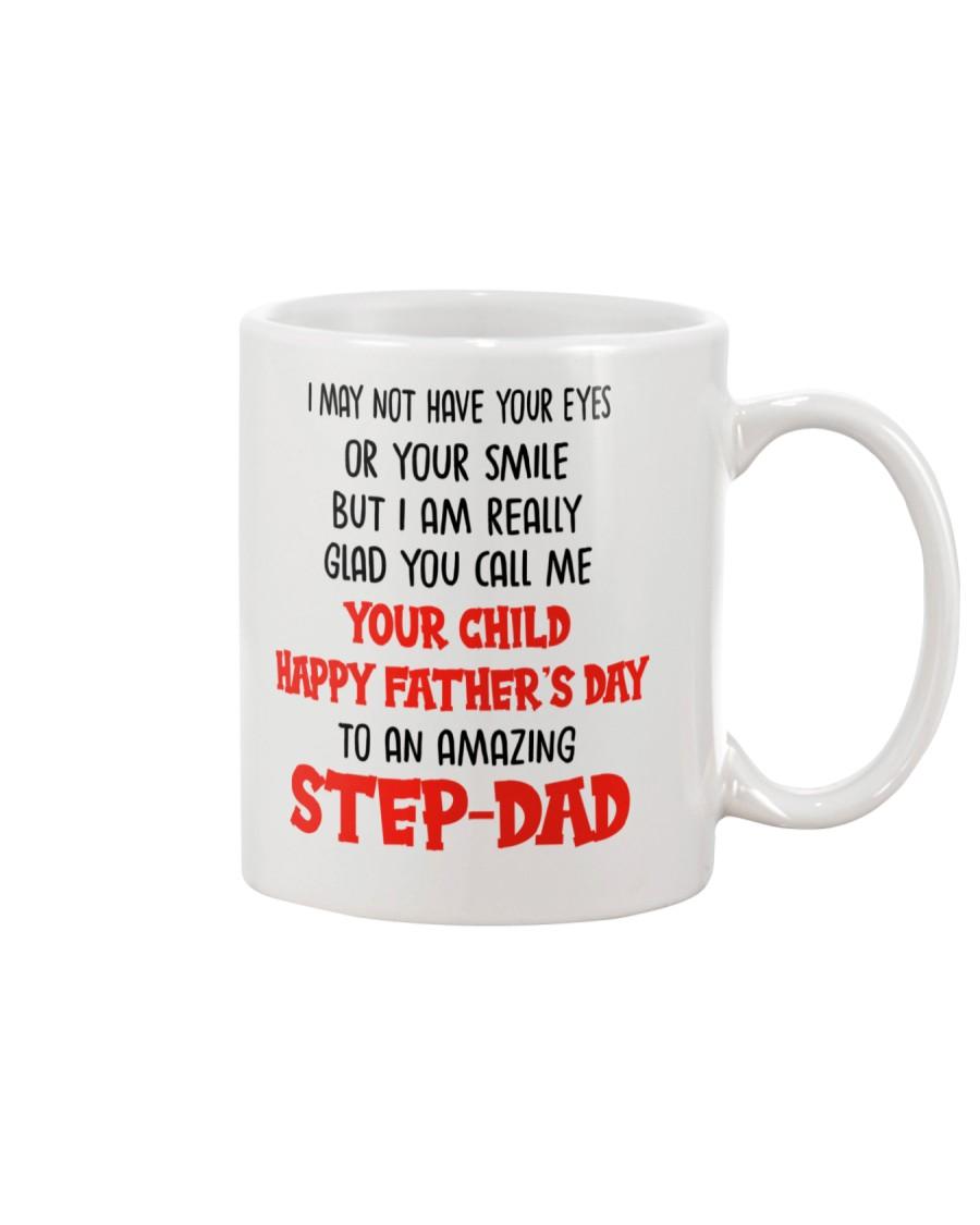 I Glad You Call Me Your Child Mug
