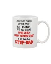 I Glad You Call Me Your Child Mug front