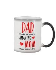Dad Amazing Mom Color Changing Mug thumbnail