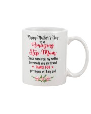 Amazing Step-Mom Mug front
