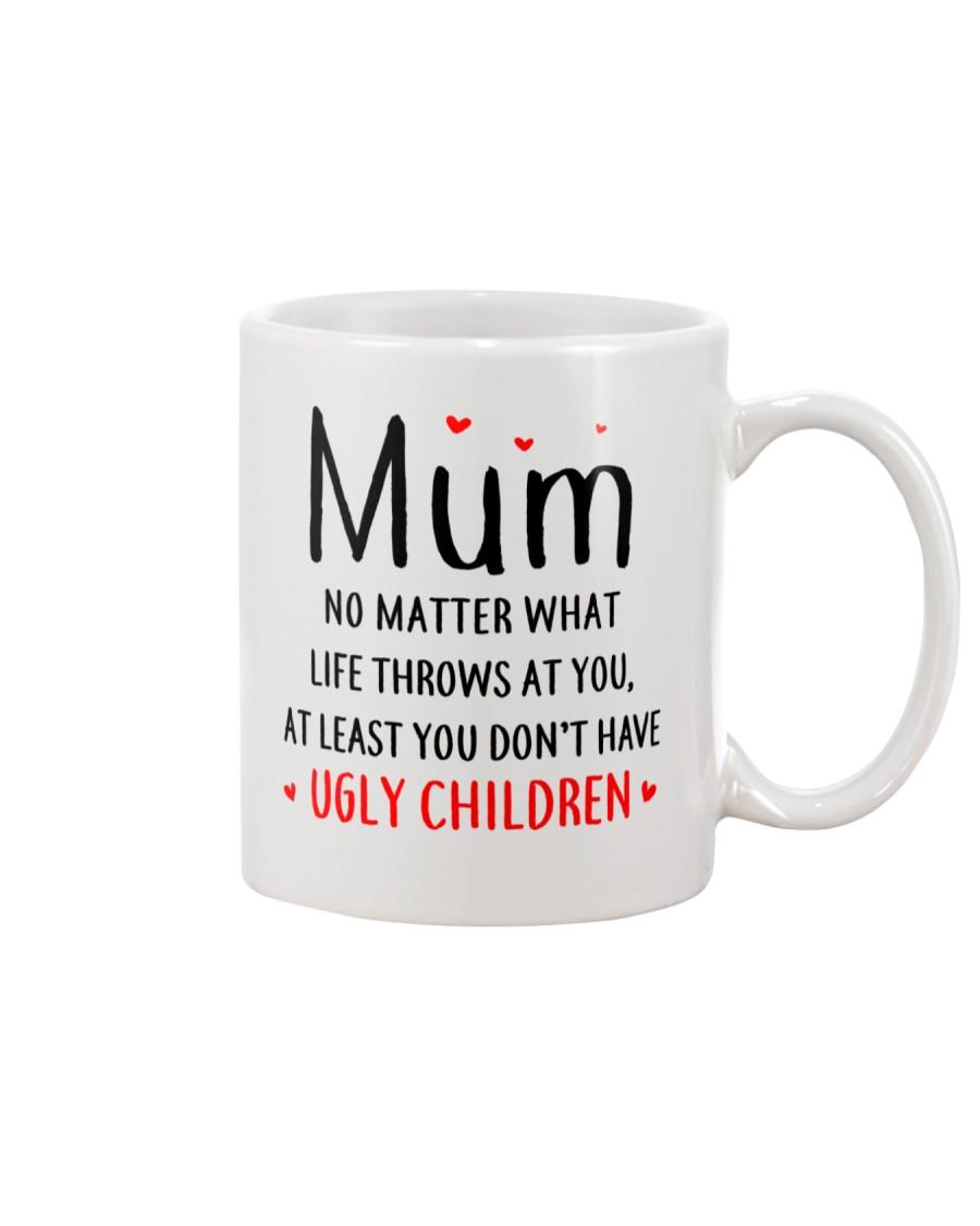Mum Ugly Children Mug