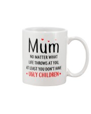 Mum Ugly Children Mug front