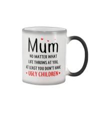 Mum Ugly Children Color Changing Mug thumbnail