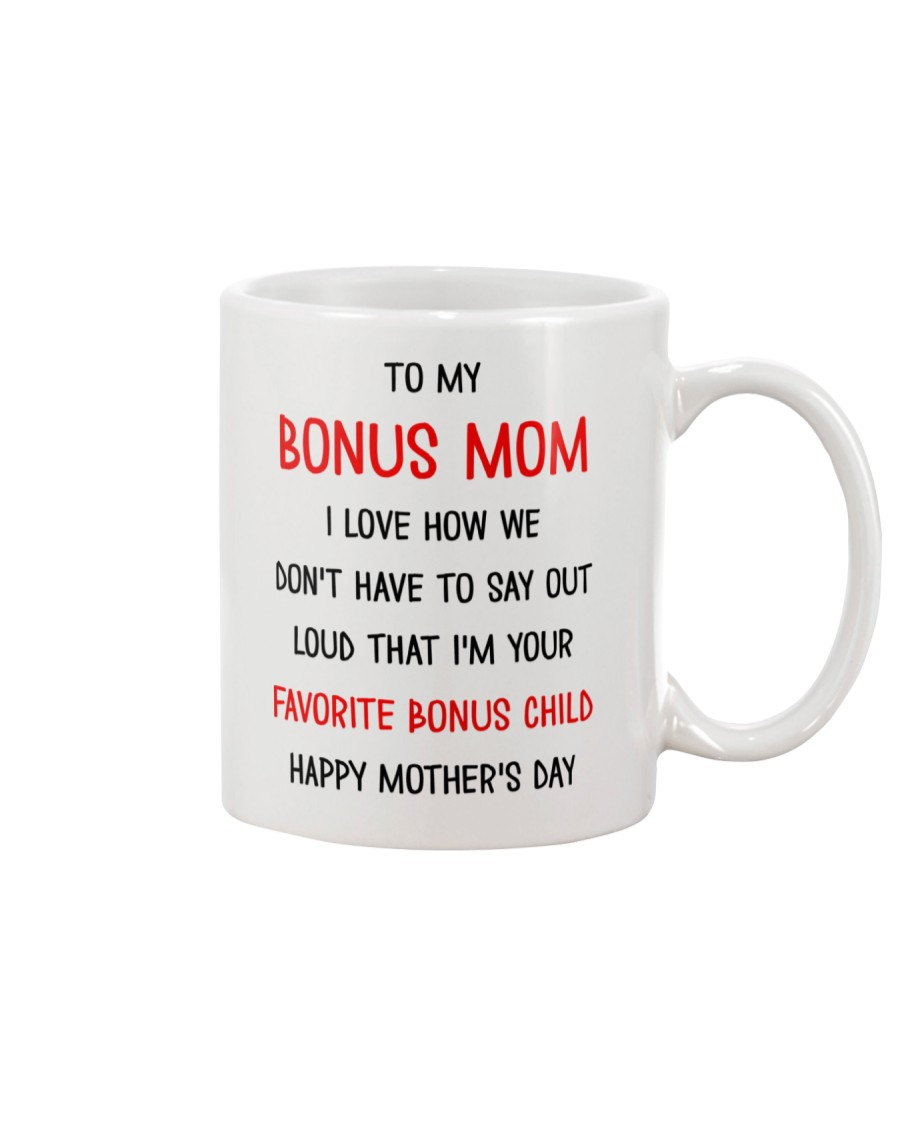 Favorite Bonus Child Mug