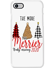 The More The Merrier Phone Case thumbnail