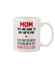 Hard To Buy Gifts For  Mug front