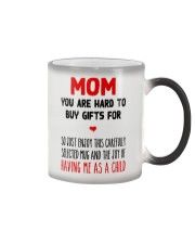 Hard To Buy Gifts For  Color Changing Mug thumbnail