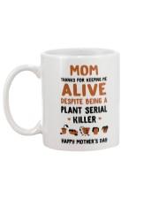 Plant Serial Killer Mug back