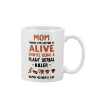 Plant Serial Killer Mug front