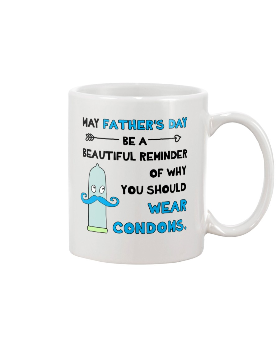 Should Wear Condoms Mug