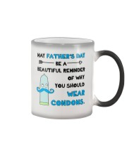 Should Wear Condoms Color Changing Mug thumbnail