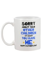 Sorry About Other Children Ver3 Mug back