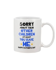 Sorry About Other Children Ver3 Mug front