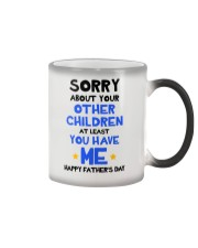 Sorry About Other Children Ver3 Color Changing Mug thumbnail