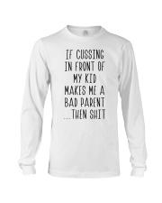Bad parent Long Sleeve Tee thumbnail