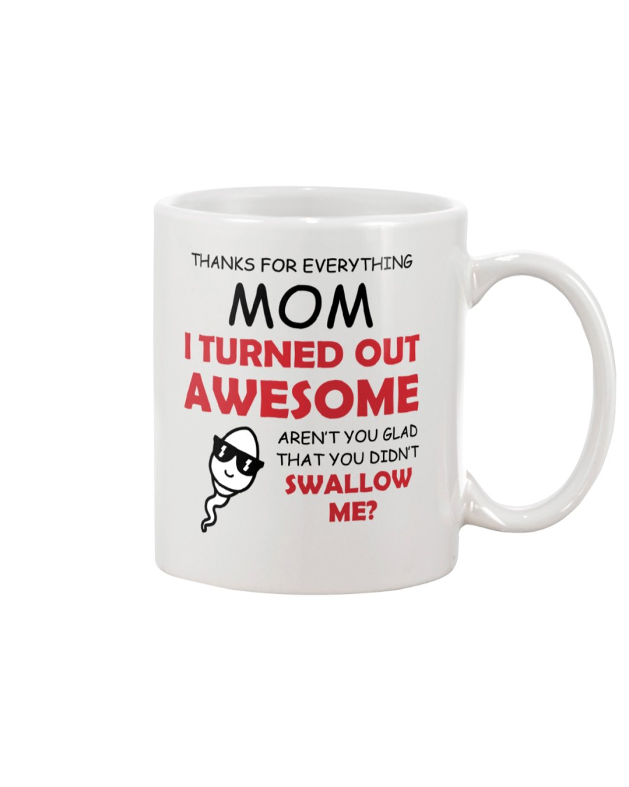 Gad Not Swallow Mug
