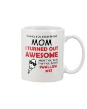 Gad Not Swallow Mug front