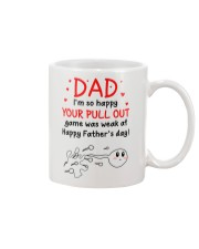 Pull Out game Mug front
