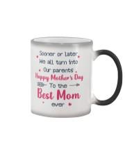 Sooner Later Turn Into Parents Color Changing Mug thumbnail