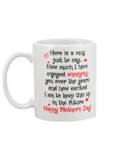 How Much I Enjoy Annoying Mug back