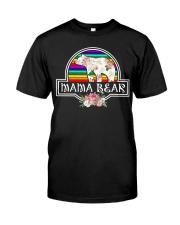 Mama bear LGBT Classic T-Shirt thumbnail