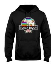 Mama bear LGBT Hooded Sweatshirt thumbnail