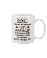 Dad Don't Shit Yourself Mug front