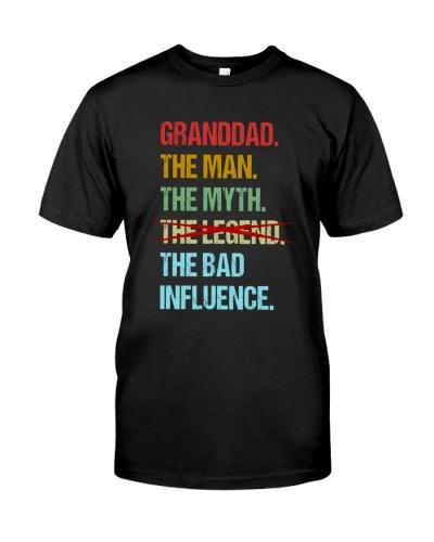 Granddad Bad Influencer