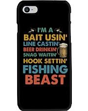 I'm A Fishing Beast Phone Case thumbnail