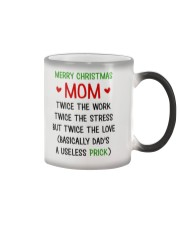 Mom Twice The Work Stress The Love Color Changing Mug thumbnail
