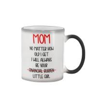 Your Little Burden Color Changing Mug thumbnail