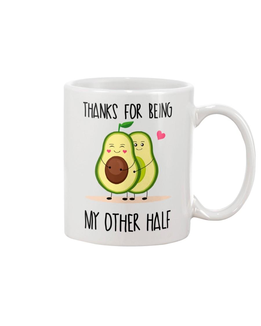 My Other Half Mug