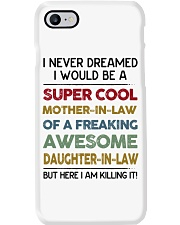 Never Dream Super Cool Phone Case thumbnail