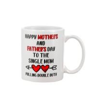 To The Single Mom Mug front