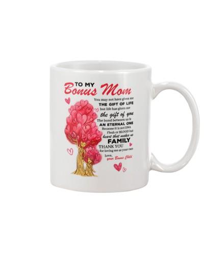 The Gift Of Bonus Mom