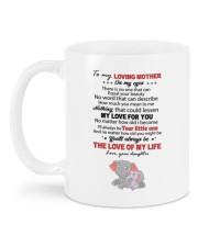 My Loving Mom Mug back