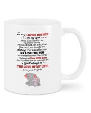 My Loving Mom Mug front